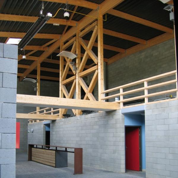 Agence COQ & LEFRANCQ - Complexe sportif Sarlat