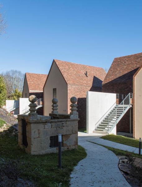 Agence COQ LEFRANCQ architecte sarlat le séminaire