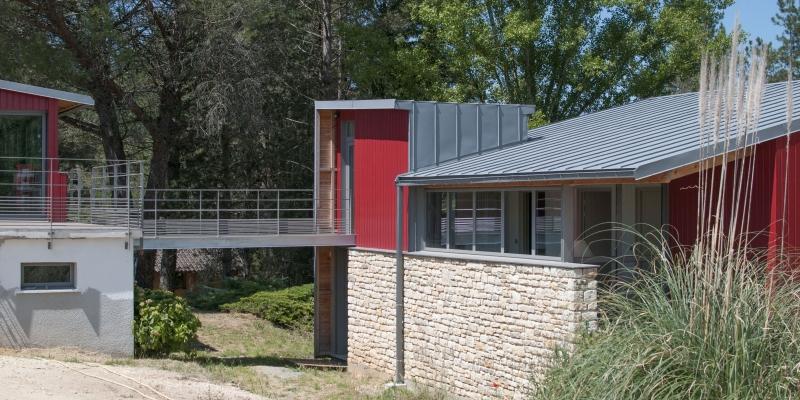 Agence COQ & LEFRANCQ architectes Sarlat- Maison C