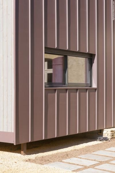 Agence architecture Coq Lefrancq - Maison Pi