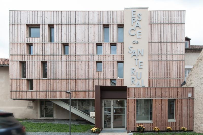 Architecte COQ & LEFRANCQ Sarlat - Maison santé LISLE