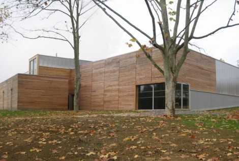 Agence COQ & LEFRANCQ - Salle omnisports Beaumont