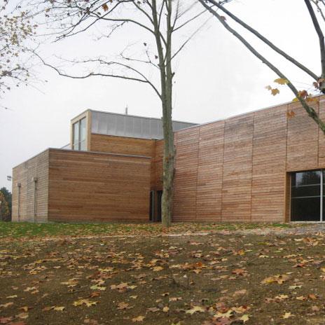 Agence C&L - Salle omnisports Beaumont du Périgord