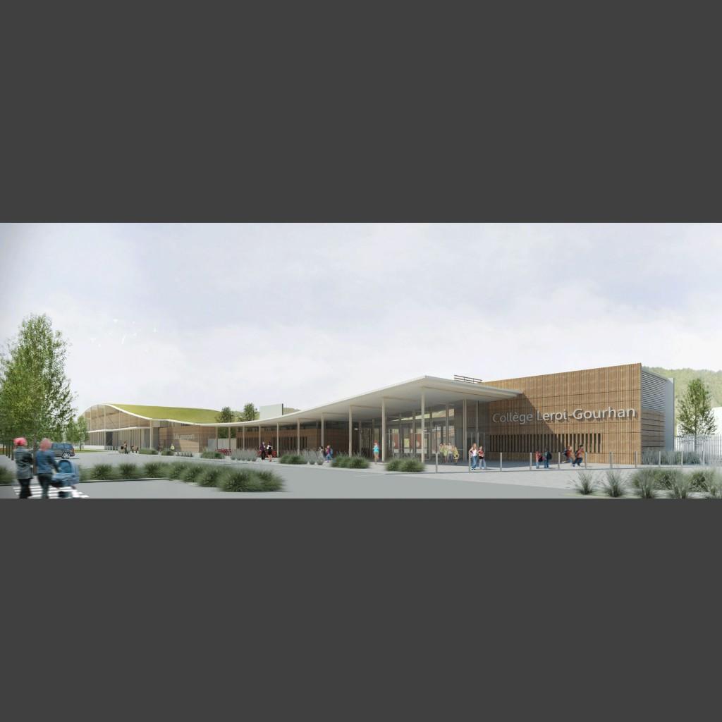 Agence C&L - Collège du Bugue