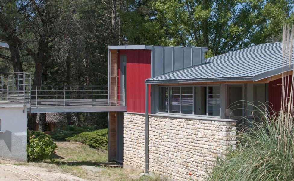 maison architecte sarlat