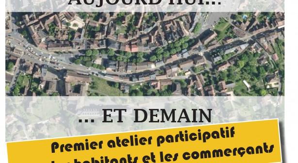 Agence COQ&LEFRANCQ - Gourdon tour de ville Sud