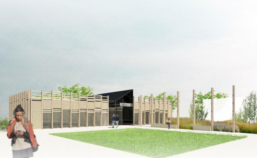 Agence COQ LEFRANCQ SARLAT - Mairie Fauxc