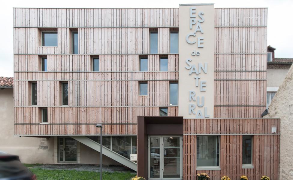 Architecte COQ & LEFRANCQ Sarlat - MSR LISLE